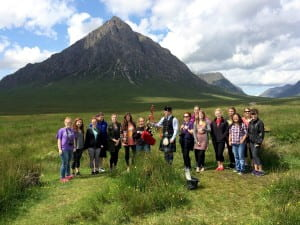 Heartland Tour, Glencoe, Scotland