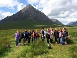 Heartland Tour, Glencoe, Scotland