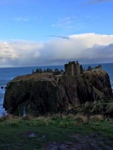 Dunnottar Castle in Stonehaven