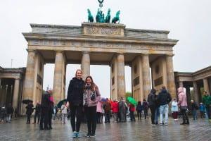 VanRossum S17 Brandenburg Gate
