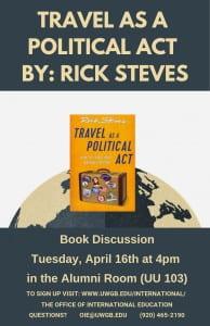 Book Discussion Promo