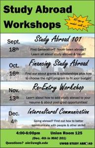 SA Workshops