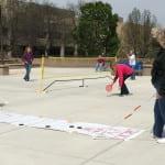 Group Shot - Shuffle tennis