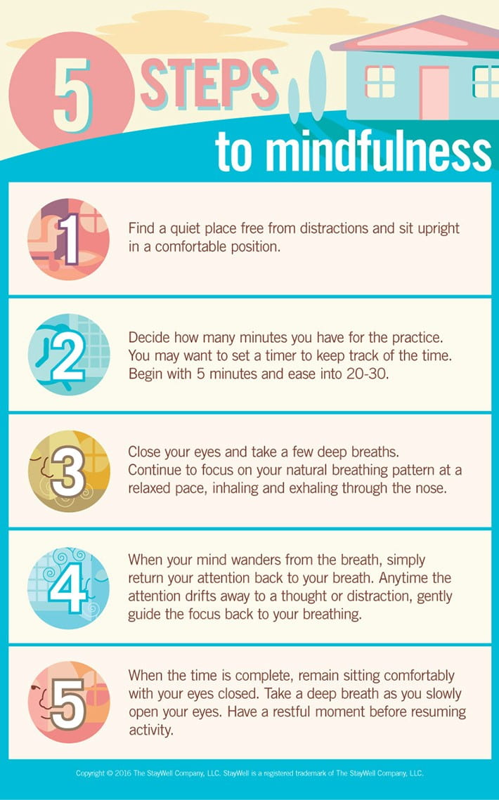 5 Steps To Becoming Wealthy: Being Mindful At Work