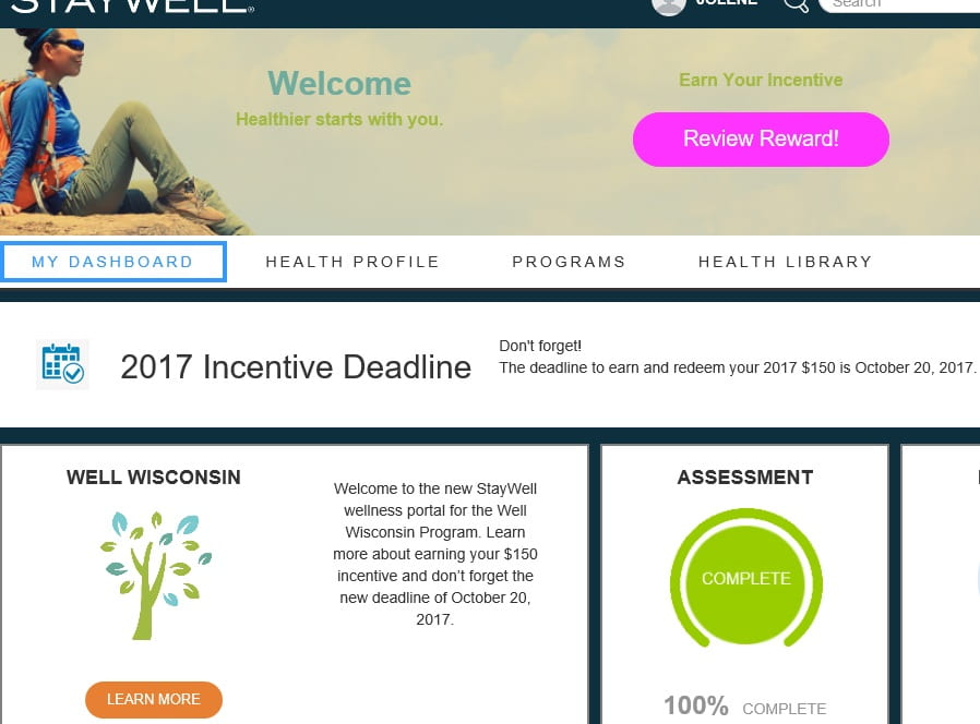 StayWellIncentive