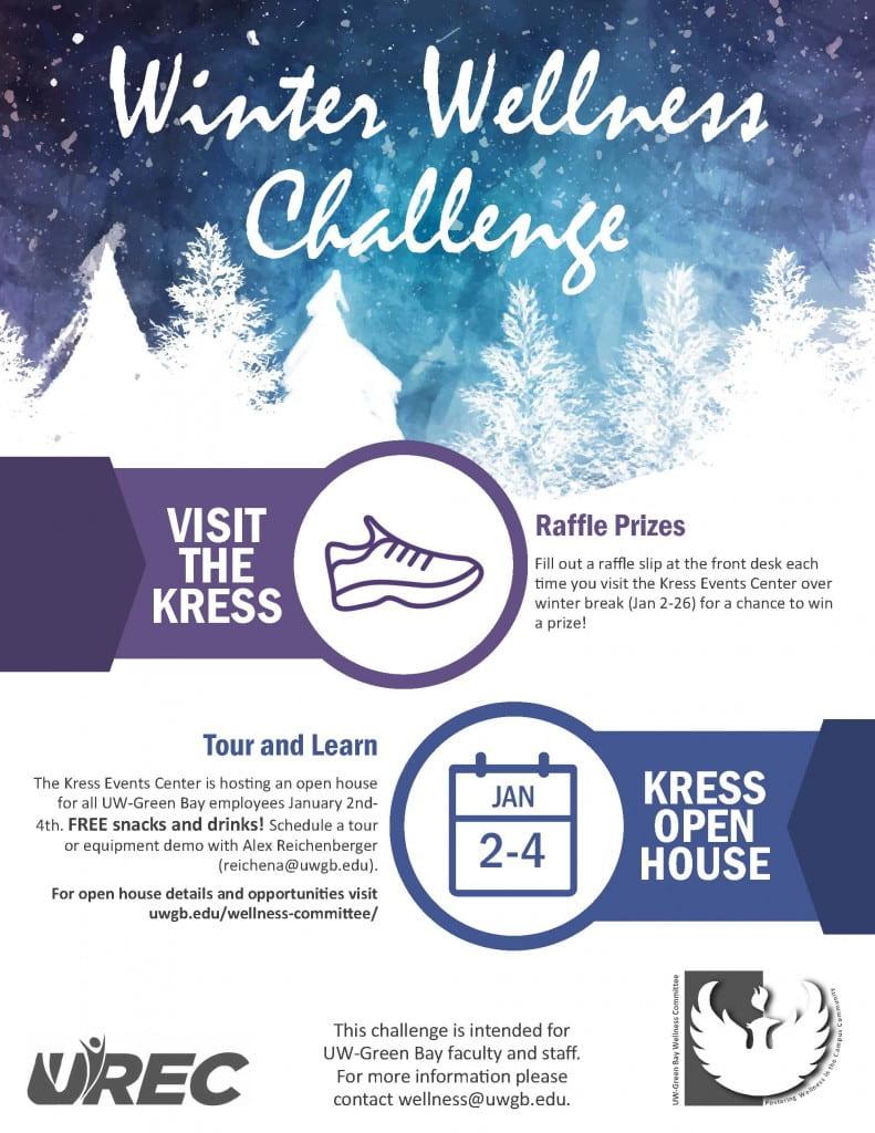 Winter Wellness Challenge2019