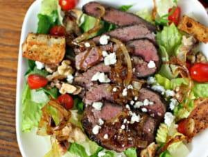 steaksalad