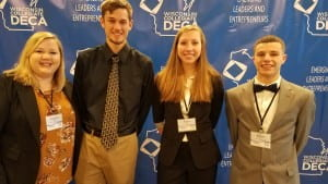 WI Collegiate DECA Fall 2018 Leadership Conf photo