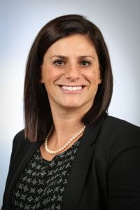 Executive director of admissions Rachele Bakic