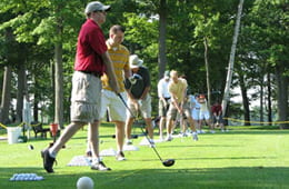 Alumni Association Scholarship Golf Outing