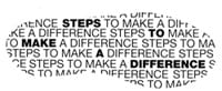 Steps to Make a Difference Walk logo image