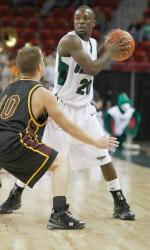 Green Bay mens basketball, Rahmon Fletcher