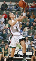 Green Bay women's basketball, Kati Harty