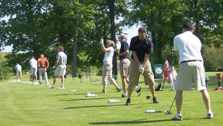 Alumni Scholarship Golf Outing photo