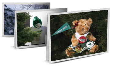 alumni holiday greeting cards