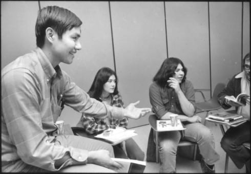 Photo memory 6 - Classroom Discussion