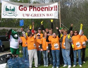 cellcom marathon volunteers