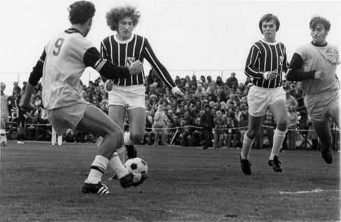 Photo memory 46 - UW-Green Bay Men's soccer ca.1970-1971