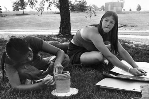 Photo memory 63 - Student artists
