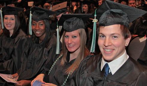 UW-Green Bay graduate