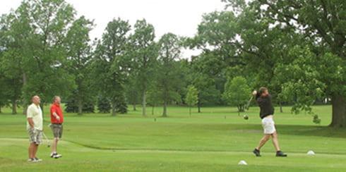 2010 Alumni Scholarship Golf Outing