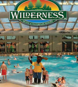 Wilderness Hotel and Waterpark Resort