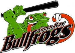 Green Bay Bullfrogs logo