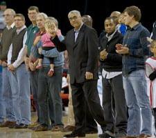 Men's Basketball, Alumni Game