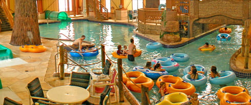 Wilderness Hotel and Waterpark Resort, Wisconsin Dells