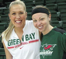 Women's Basketball, Alumni Game