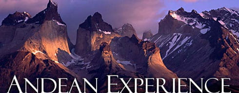 Andean Experience dinner lecture
