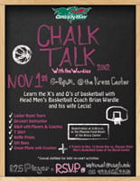 Chalk Talk with the Wardles