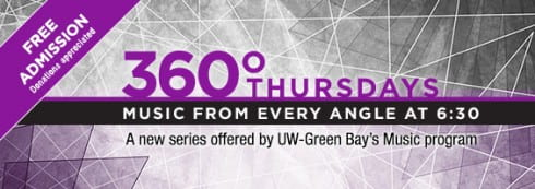 360° Thursdays - Music from every angle at 6:30
