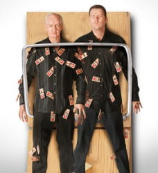 Colin Mochrie & Brad Sherwood: Two Man Group