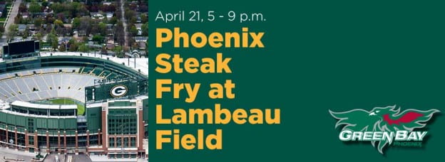 Phoenix Steak Fry at Lambeau Field