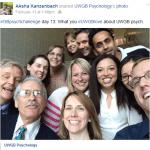Faculty Selfie
