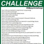 February Psych Challenge