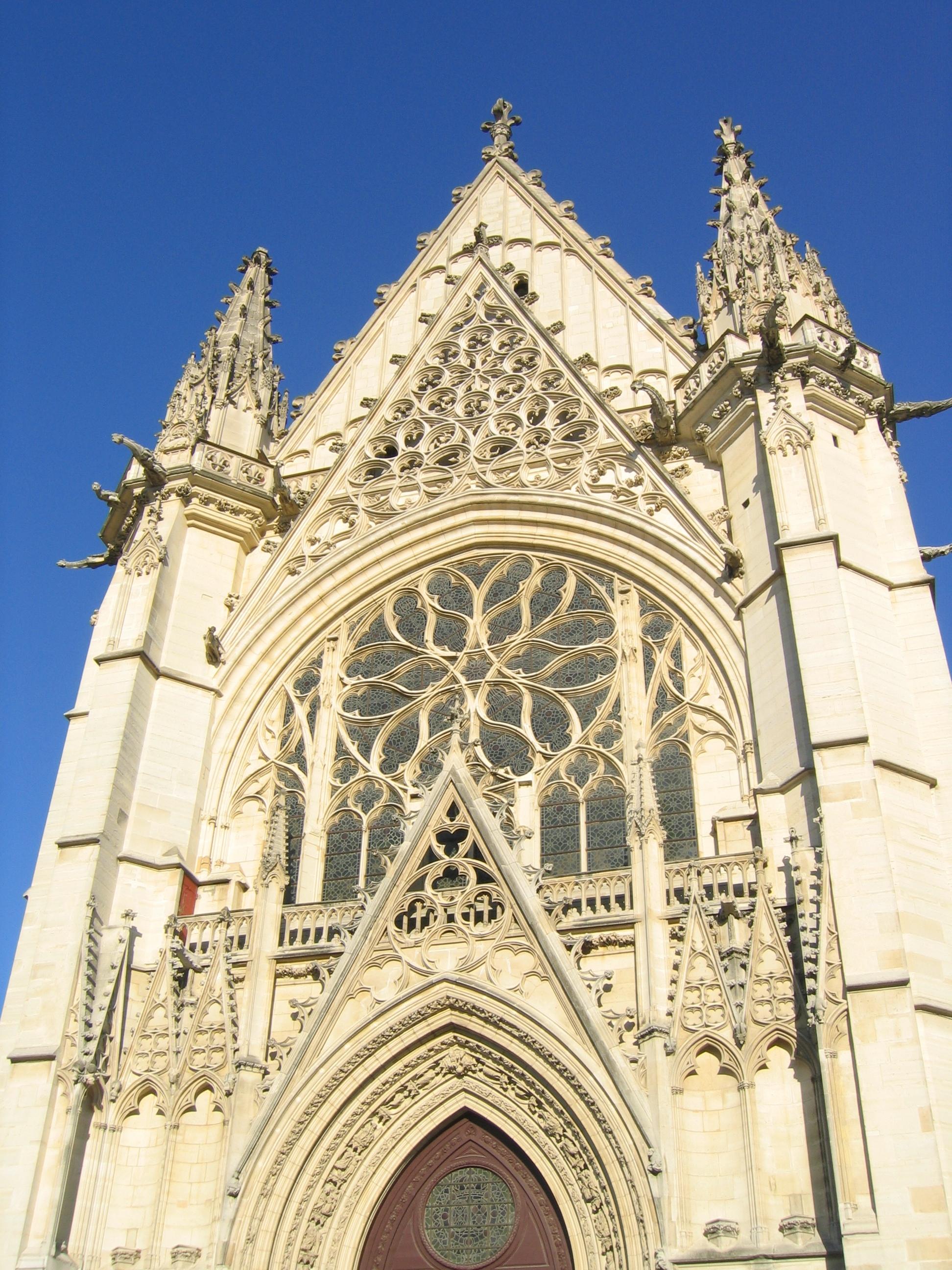 Sainte Chapelle, Castle of Vincennes