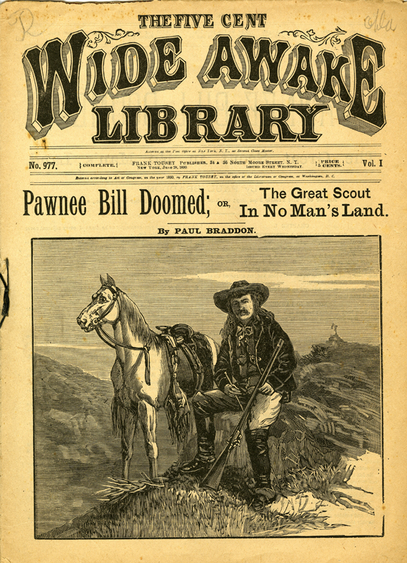 Pawnee Bill Doomed small