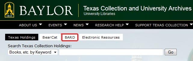 BARD-Homepage