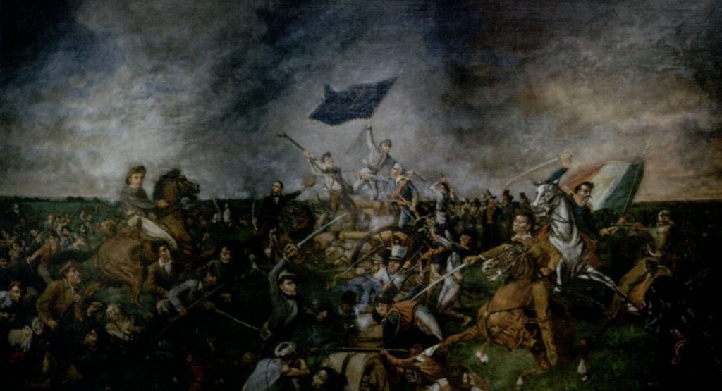 McArdle-Battle of San Jacinto