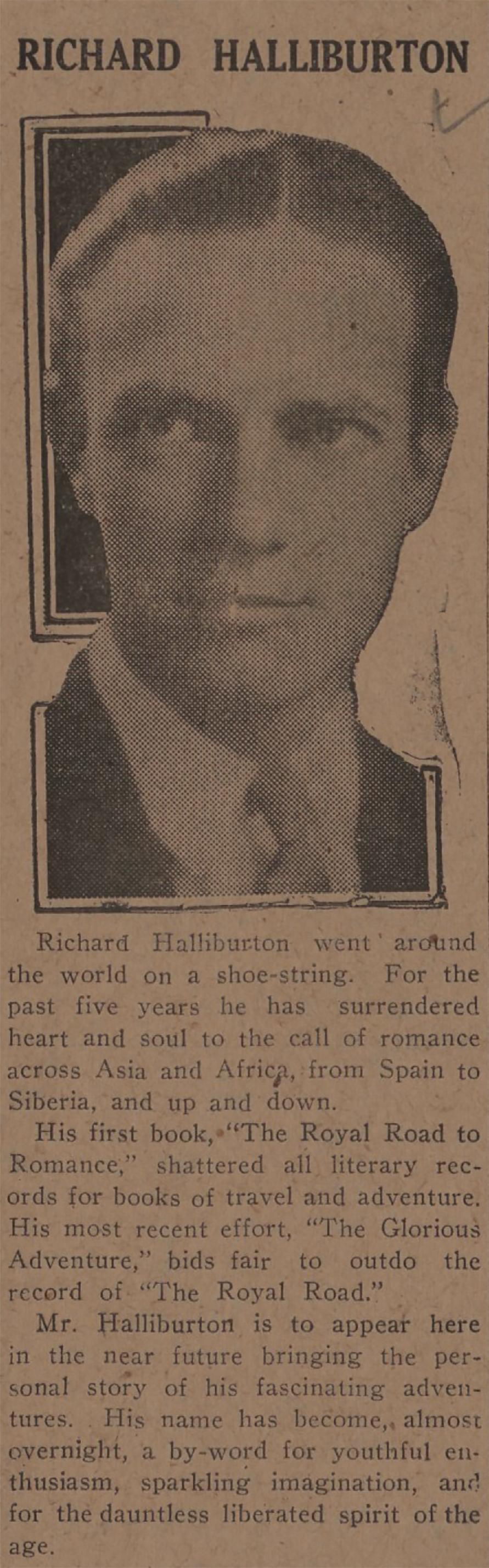 Lariat February 15 1929
