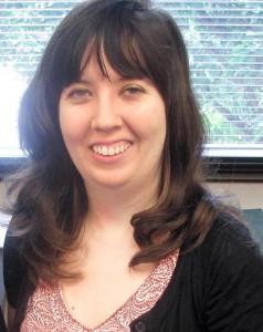 Amanda Norman, University Archivist