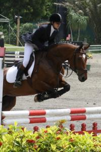 Baylor Equestrian Team Andrea Manzanares S Site