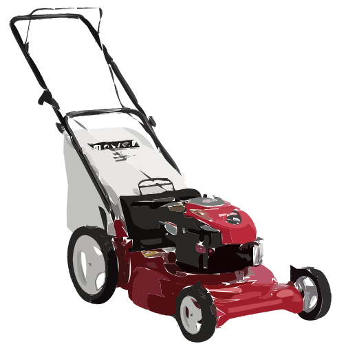 free clipart images lawn mower - photo #21