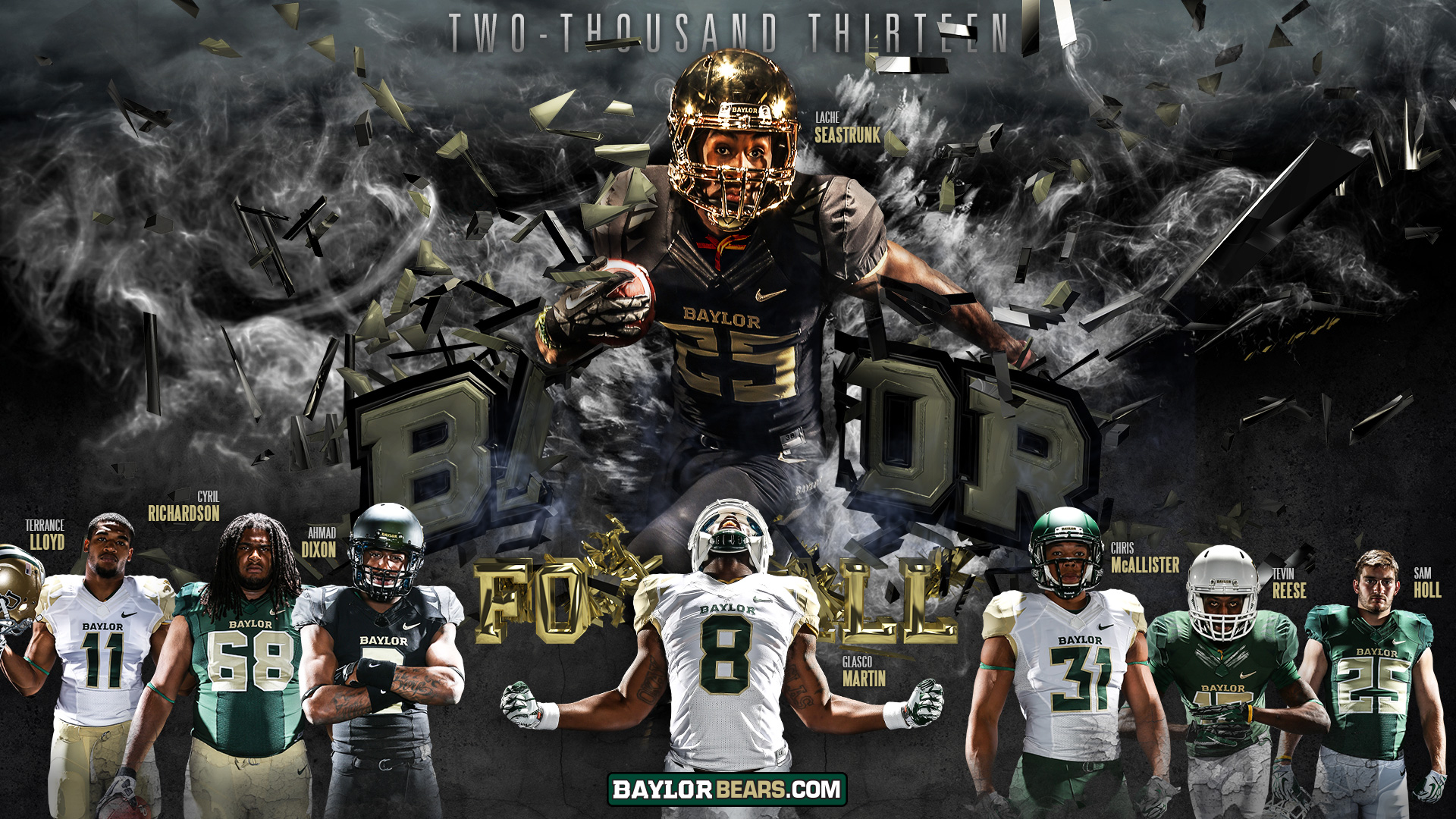 baylor football - photo #48