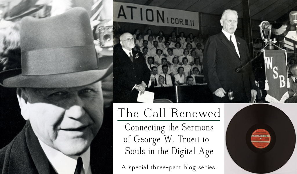 How A Depression-Era Huckster's Radio Station Brought God's Word to