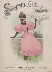 Summer Girl, 1895