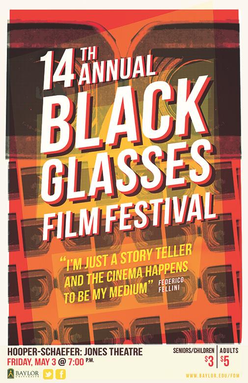 14th Annual Black Glasses Film Festival