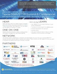 SBIR/STTR Summit and Conference